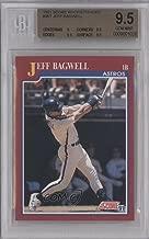 Jeff Bagwell BGS GRADED 9.5 (Baseball Card) 1991 Score Rookie & Traded - Box Set [Base] #96T