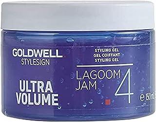 Goldwell Stylesign Ultra Volume Styling Gel for Unisex, Lagoom Jam 4, 150g