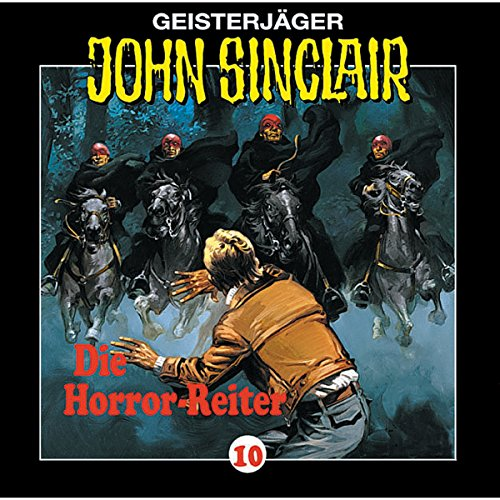 Die Horror-Reiter cover art