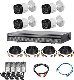 Dahua 4CH 4K 8MP CCTV Camera Surveillance System (Dahua 4CH 4K 8MP CCTV Camera Surveillance System Kit 2)