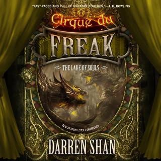 The Lake of Souls audiobook cover art