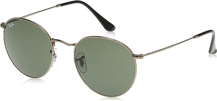 Occhiali ray-ban occhiali da sole unisex-adulto 0RB3447