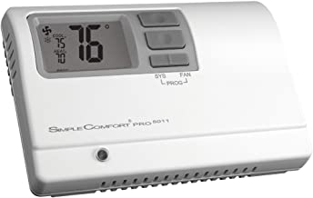 ICM Controls SC5011 7 Day Programmable Thermostat