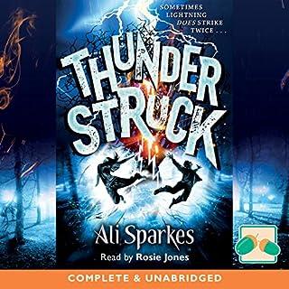 Thunderstruck cover art
