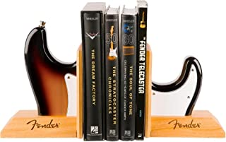 electric guitar bookends