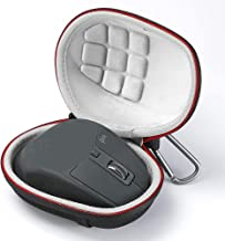 Hard Travel Carrying Case Compatible with Logitech MX Master 3 / Master 2S Advanced Wireless Mouse. (Case Only!)