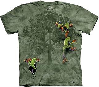 Mountain Peace Sleeve T Shirt XX Large
