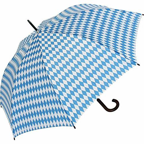 Unbekannt der Schirm Fuer die Wiesn - Schirm Partnerschirm Bavaria XXL Automatik