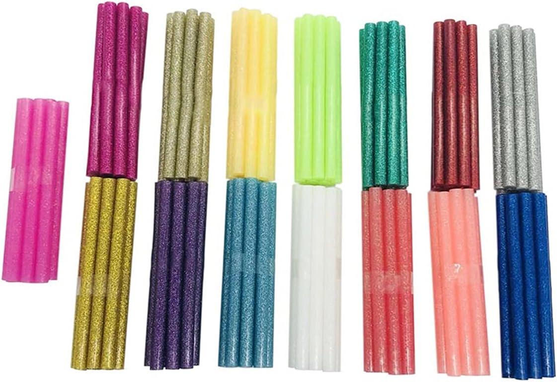 Sales for sale Cash special price ZTBH Hot Melt Glue Sticks 150 Colorful pc