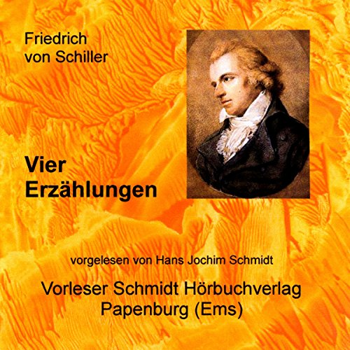 Vier Erzählungen audiobook cover art