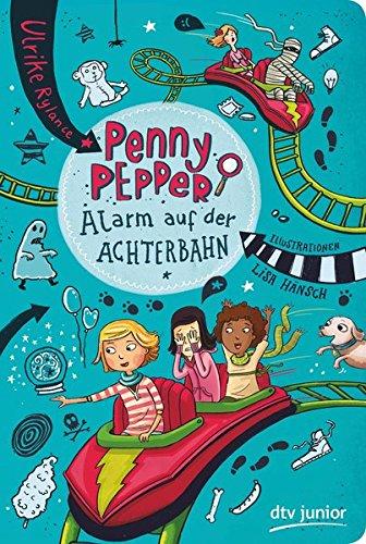 Penny Pepper 2 - Alarm auf der Achterbahn
