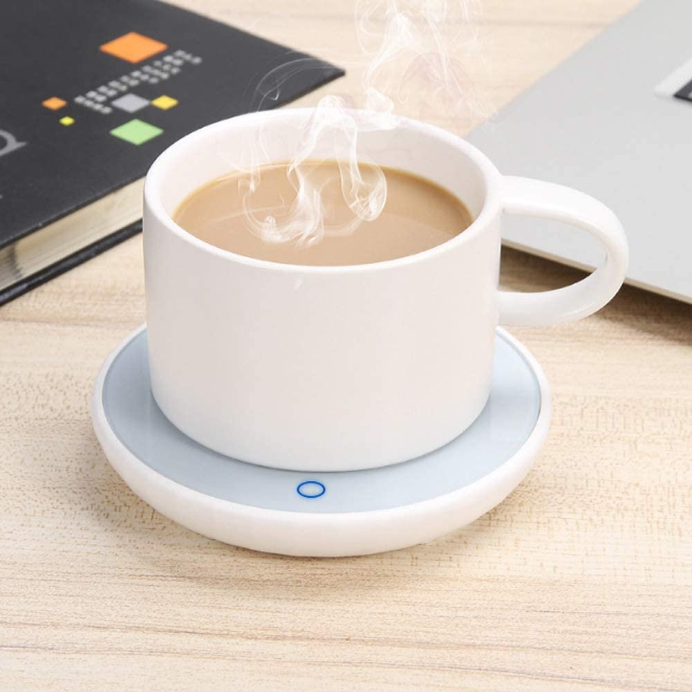 CHICIRIS Cup Warmer Credence Heating Mat Pad For M Tea 2021 autumn and winter new Coffee Heater