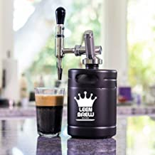 Nitro System Keg Kit Stainless Steel Cold Home Coffee Maker Leen Brew