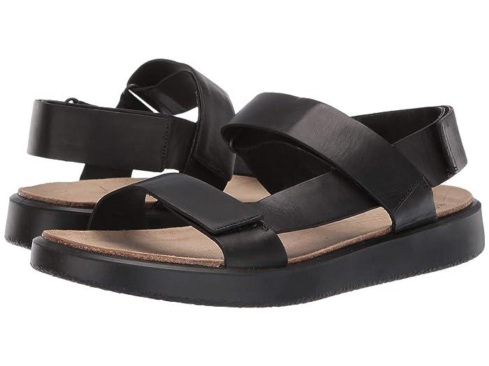 ecco corksphere sandal