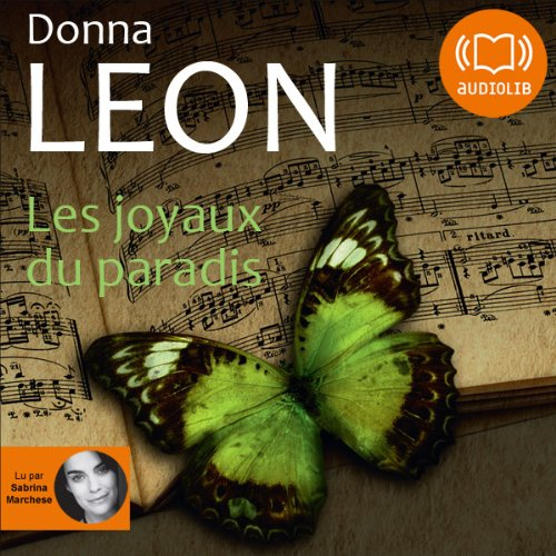 Les joyaux du paradis audiobook cover art