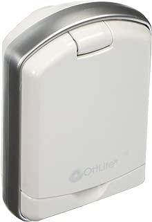 OttLite 490009 LED Mini Flip Light, White