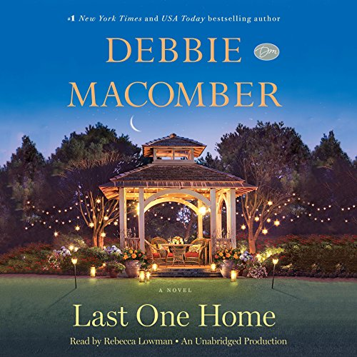 Last One Home audiobook cover art