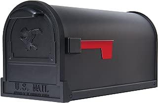gibraltar medium capacity post mount mailbox