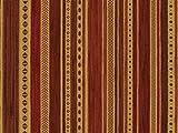 RaumTraum Landhaus Möbelstoff Kitzbühel Farbe 20 (rot,