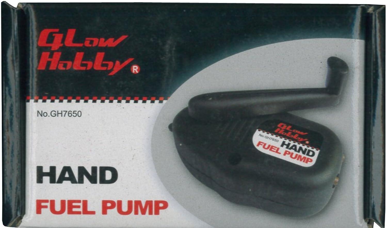 Square hand fuel pump SGH7650