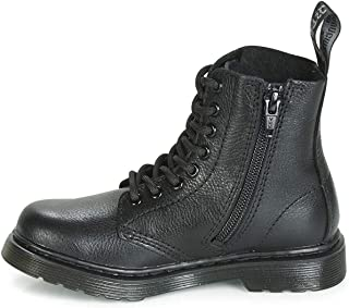 Dr. Martens Kid's Collection 1460 Pascal Mono Boot (Little Kid/Big Kid)