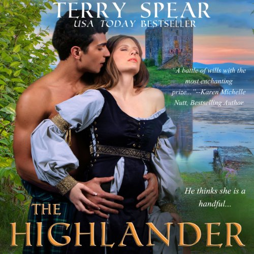 The Highlander (The Highlanders) audiobook cover art