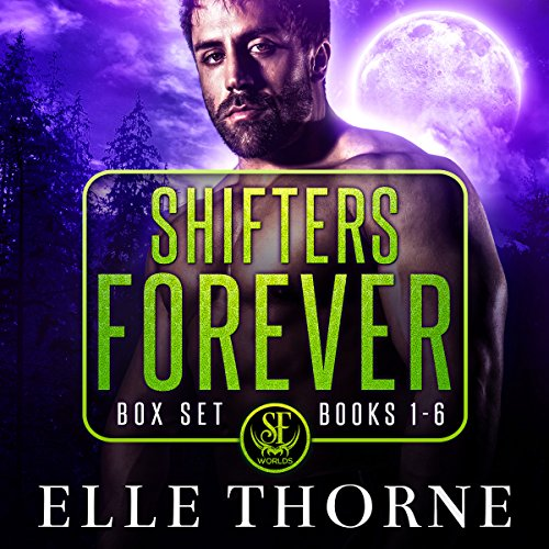 Shifters Forever: Boxed Set audiobook cover art