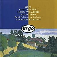 Elgar;Cello Concerto/Enigma