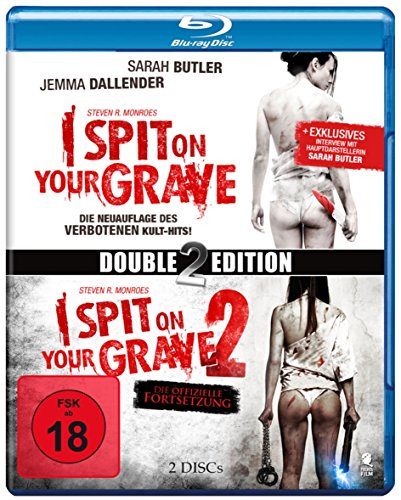 Steven R.Monroe'S I Spit on Your Grave 1 & 2 [Blu-Ray] [Import]