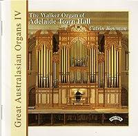Great Australasian Organs No.4