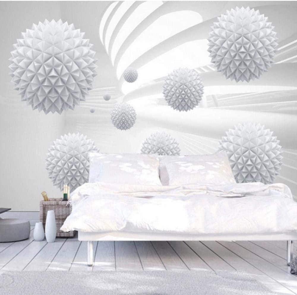 Modern Simple Photo Wallpaper 5 popular 3D Spherical Sale price Geometry Wall M Space
