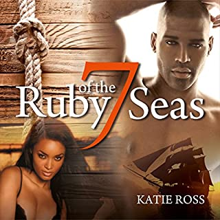 Ruby of the Seven Seas audiobook cover art