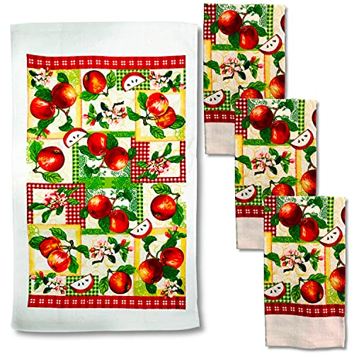 Top 10 Best Selling List for kitchen towels with fruit design
