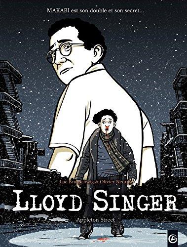 Lloyd Singer - volume 2 - Appleton street: appleton street