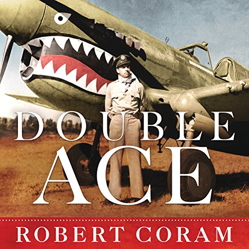 Double Ace audiobook cover art