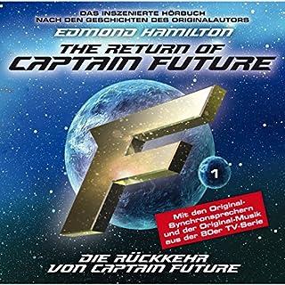 Die Rückkehr von Captain Future Titelbild