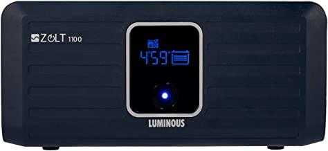 Luminous Zolt 1100V Inverter Sine Wave Home UPS (Blue)