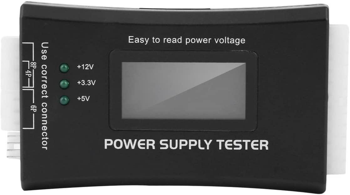 Power Supply Tester for Computer Diagno Award LCD Clearance SALE! Limited time! Display