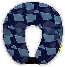 ORKA TRAVEL Digital Printed Microbeads U Neck - Multicolor