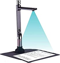 $407 » ROBDAE Book Document Scanner USB Document Camera Dual Camera A4 Capture Size Multi-Language OCR/Video Recording/PDF Creati...
