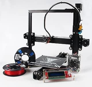 2018 TEVO Tarantula - PRUSA i3 REPRAP 3D Printer DIY KIT + 2 Rolls of FILAMENTS + 8GB SD Memory Card (Large Print Bed)