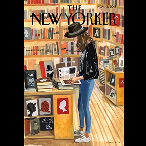 The New Yorker, November 13th 2017 (Larissa MacFarquhar, Ian Frazier, Steve Coll) Titelbild