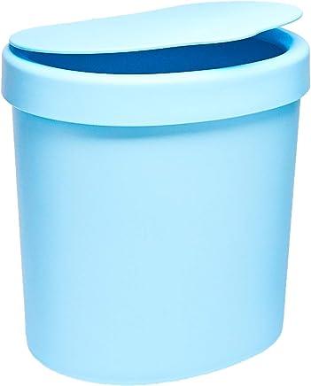 Lixeira Coza Azul Baby 1 Polipropileno
