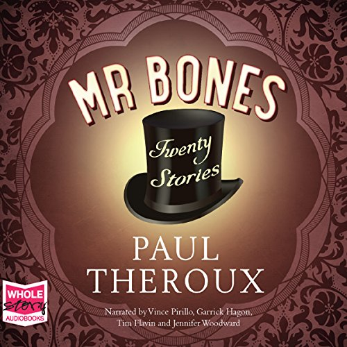 Mr Bones audiobook cover art