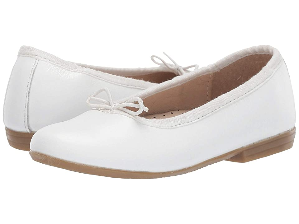 Old Soles Brule Shoe (Toddler/Little Kid) (Snow) Girl