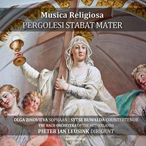 Pieter Jan Leusink, The Bach Orchestra of the Netherlands, Olga Zinovieva & Sytse Buwalda