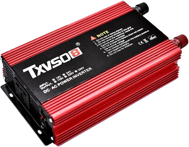 Wechselrichter mit 300-2000 W Wechselrichter von 12 V bis 110 V AC