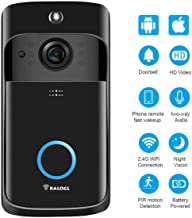 ring video doorbell 2 black