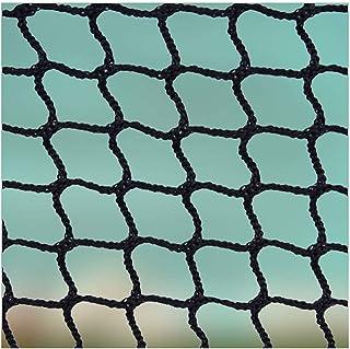 Net Guard Stairs,Ball Stop Net,Baby Stair Net Balcony Safety Kids Railing Ball Stopping Netting Nylon Backstop Goal Nets B...