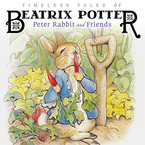 Timeless Tales of Beatrix Potter audiobook cover art